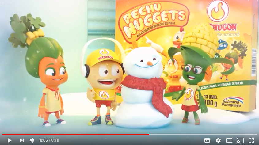 Pechu Nuggets 2018