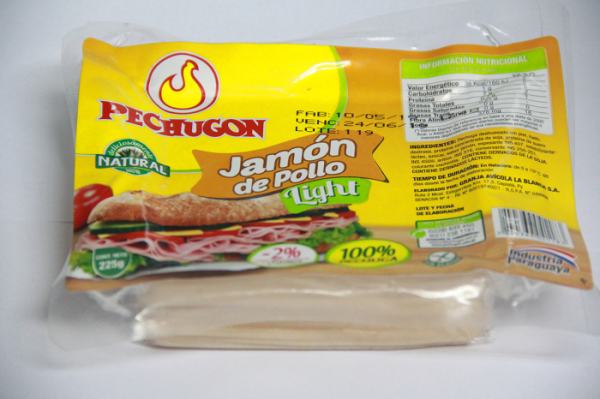 Jamón de Pollo Light