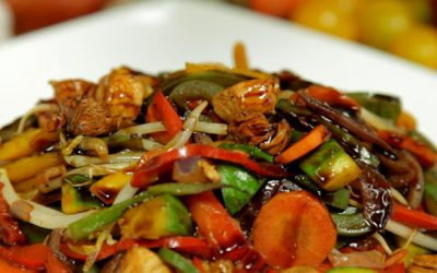Chop Suey Pechugon