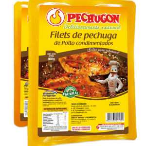 Filets de pechuga de pollo