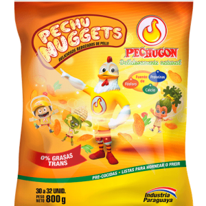 Pechu Nuggets 800g