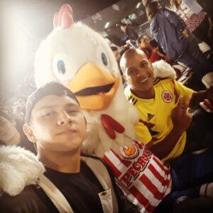 PECHUGON Sponsor Oficial Selección Paraguaya de Fútbol