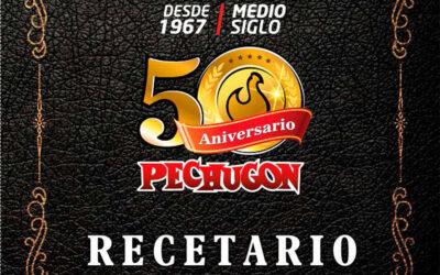 Recetario 50 Aniversario Pechugon