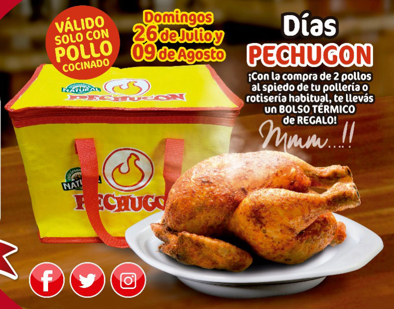 Días Pechugon – Edición 2020 en Paraguay