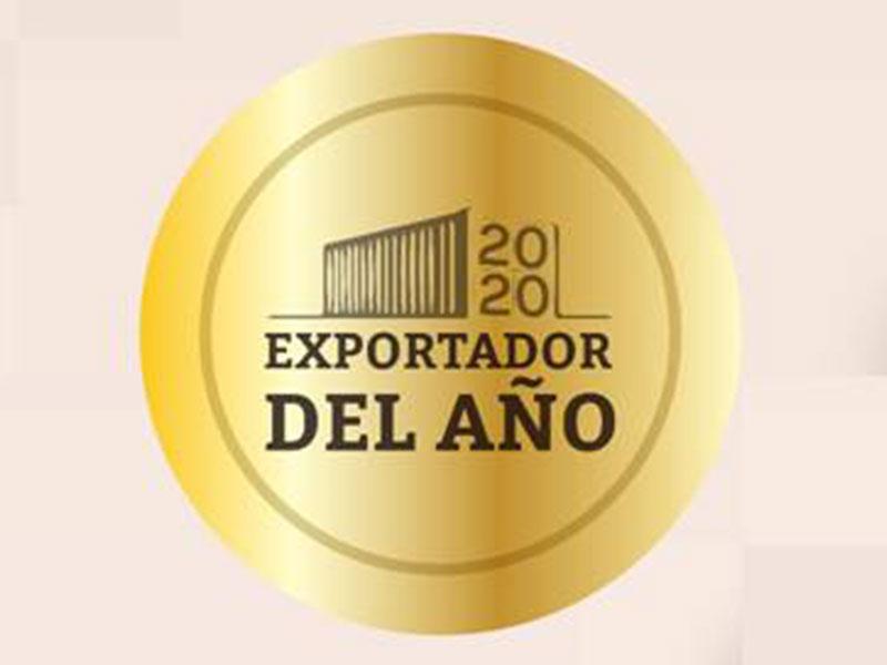 Exportador del año 2020