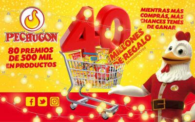 PROMO PECHUGON – Felices Fiestas